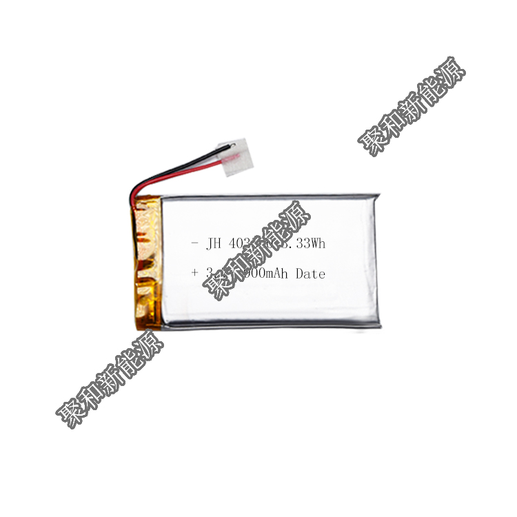 thin lithium ion polymer battery 403560 3.7v 830mah li-ion battery for electric shavers voice recorder electronic dictionaries