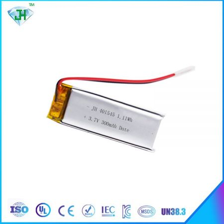lithium polymer rechargeable battery 10C lipo 3.7v 220mah rechargeable lithium ion battery 401545